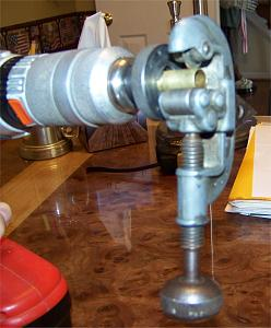 Click image for larger version.  Name:Tube cutter mounted.jpg Views:21 Size:39.2 KB ID:284537