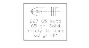 Click image for larger version.  Name:22 Nato HP.jpg Views:417 Size:22.3 KB ID:258850