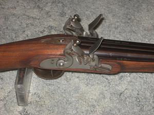 Click image for larger version.  Name:Double Flintlock 2018 right view.jpg Views:24 Size:69.5 KB ID:240124