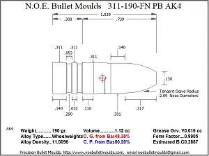 Click image for larger version.  Name:N.O.E._Bullet_Moulds_311-190-FN_PB_AK4__Sketch.Jpg Views:370 Size:131.8 KB ID:239040