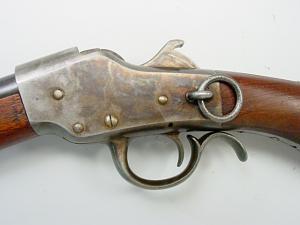 Click image for larger version.  Name:Hopkins & Allen Breech-Loading Single-Shot Rifle4.JPG Views:10 Size:144.1 KB ID:242730