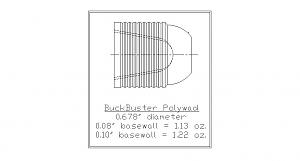 Click image for larger version.  Name:Polywad 12 GA MP Molds.jpg Views:150 Size:25.2 KB ID:247876