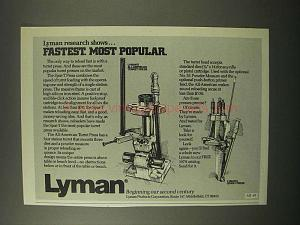 Click image for larger version.  Name:Lyman All American Press Ad.jpg Views:25 Size:52.2 KB ID:245105