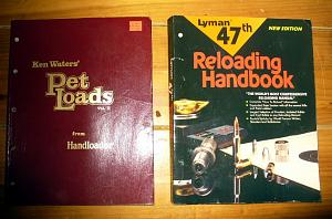 Click image for larger version.  Name:Reloading books.JPG Views:66 Size:121.9 KB ID:245083