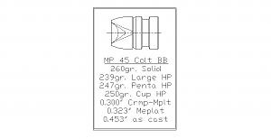 Click image for larger version.  Name:MP 45 Colt BB HP.jpg Views:50 Size:23.5 KB ID:253016