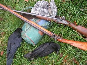 Click image for larger version.  Name:flint lock crows small.jpg Views:24 Size:103.7 KB ID:240123