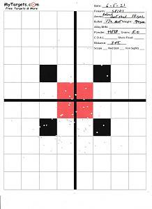 Click image for larger version.  Name:Ruger SP101 - 8 ft. - Shotshell reloads resized.jpg Views:73 Size:26.6 KB ID:284278